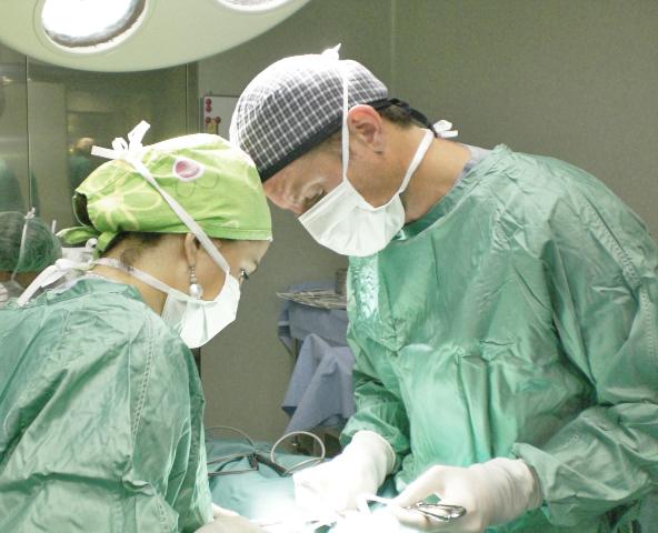 Sergio Santamaria chirurgo maxillo facciale
